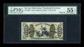 Fractional Currency:Third Issue, Fr. 1369 50c Third Issue Justice PMG About Uncirculated 55 EPQ....