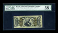Fractional Currency:Third Issue, Fr. 1335 50c Third Issue Spinner PMG Choice About Unc 58 EPQ....