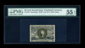 Fractional Currency:Second Issue, Fr. 1321 50c Second Issue PMG About Uncirculated 55 EPQ....