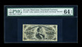 Fractional Currency:Third Issue, Fr. 1297 25c Third Issue PMG Choice Uncirculated 64 EPQ....
