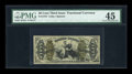 Fractional Currency:Third Issue, Fr. 1370 50c Third Issue Justice PMG Choice Extremely Fine 45....