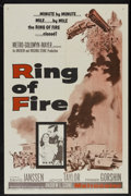 "Movie Posters:Adventure, Ring of Fire (MGM, 1961). One Sheet (27"" X 41""). Adventure...."