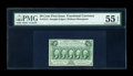 Fractional Currency:First Issue, Fr. 1313 50c First Issue PMG About Uncirculated 55 EPQ....