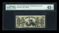 Fractional Currency:Third Issue, Fr. 1370 50c Third Issue Justice PMG Choice Extremely Fine 45 EPQ....