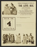 "Movie Posters:Black Films, Norman Film Exhibitor Booklet (Norman, 1922). Pressbook (9.5"" X12""). Black Films...."