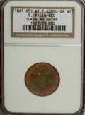 Civil War Merchants, 1861 S. Steinfeld MS64 Red and Brown NGC. Fuld-NY630BU-2a....