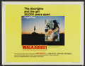 "Movie Posters:Adventure, Walkabout (20th Century Fox, 1971). Half Sheet (22"" X 28"").Adventure...."