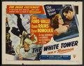 "Movie Posters:Adventure, The White Tower (RKO, 1950). Half Sheet (22"" X 28"") Style A.Adventure...."