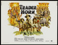 "Movie Posters:Adventure, Trader Horn Lot (MGM, 1973). Half Sheets (2) (22"" X 28"").Adventure.... (Total: 2 Items)"