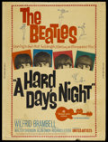 "Movie Posters:Rock and Roll, A Hard Day's Night (United Artists, 1964). Poster (30"" X 40""). Rockand Roll...."