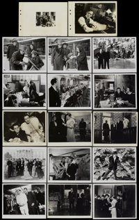 "Citizen Kane (RKO, 1941 and R-1960s). Stills (25) (8"" X 10""). Drama.... (Total: 25 Items)"