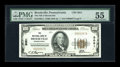 National Bank Notes:Pennsylvania, Brookville, PA - $100 1929 Ty. 1 The NB of Brookville Ch. # 3051....