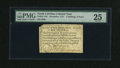 Colonial Notes:North Carolina, North Carolina December, 1771 2s/6d PMG Very Fine 25....