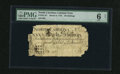 Colonial Notes:North Carolina, North Carolina March 9, 1754 30s PMG Good 6 Net....
