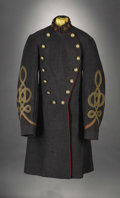 Military & Patriotic:Civil War, A Very Rare Confederate Colonel's Frock Coat - Colonel John Thompson Brown, 1st Virginia Artillery, killed at the Battle of th...