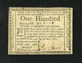 Colonial Notes:North Carolina, North Carolina May 10, 1780 $100 Extremely Fine. A very pleasingexample of this popular North Carolina issue that has good ...