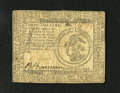 Colonial Notes:Continental Congress Issues, Continental Currency November 2, 1776 $3 Very Fine-Extremely Fine.Benjamin Levy's signature is found on this evenly circula...