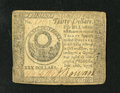 Colonial Notes:Continental Congress Issues, Continental Currency September 26, 1778 $30 Very Fine-ExtremelyFine. A strong example for the grade that has good signature...