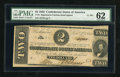 Confederate Notes:1862 Issues, T54 $2 1862. Cr. 391.. ...