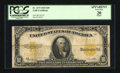 Large Size:Gold Certificates, Fr. 1173 $10 1922 Gold Certificate PCGS Apparent Very Fine 20....