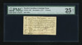 Colonial Notes:North Carolina, North Carolina December, 1771 £1 PCGS Very Fine 25 Net....