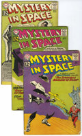 Silver Age (1956-1969):Science Fiction, Mystery in Space Group (DC, 1962-66) Condition: Average VG.... (Total: 25 Comic Books)