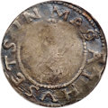 1652 SHILNG Willow Tree Shilling--Scratched--NCS. Fine Details....(PCGS# 16)
