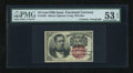 Fractional Currency:Fifth Issue, Fr. 1265 10c Fifth Issue with McClung Courtesy Autograph PMG AboutUncirculated 53 EPQ....