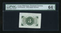 Fractional Currency:Third Issue, Fr. 1227SP 3c Third Issue Wide Margin Back PMG Choice Uncirculated 64 EPQ....