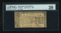 Colonial Notes:Maryland, Maryland April 10, 1774 $2/3 PMG Very Fine 20....