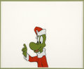 "animation art:Production Drawing, ""The Pogo Special Birthday Special"" Albert the Alligator AnimationProduction Cel (Chuck Jones Productions, 1969). ..."