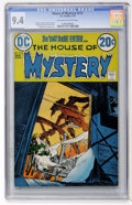 Bronze Age (1970-1979):Horror, House of Mystery #212 (DC, 1973) CGC NM 9.4 Off-white to whitepages....