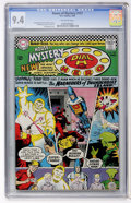 Silver Age (1956-1969):Horror, House of Mystery #157 (DC, 1966) CGC NM 9.4 Off-white pages....