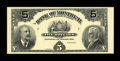Canadian Currency: , Montreal, PQ- The Bank of Montreal $5 Jan. 3, 1911 Ch. # 505-50-02P Face Proof. ...