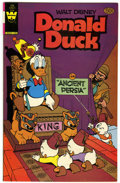 Modern Age (1980-Present):Humor, Donald Duck #228 - Signed by Carl Barks (Whitman, 1981) Condition:VF/NM....