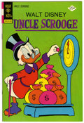 Bronze Age (1970-1979):Cartoon Character, Uncle Scrooge #113 - Signed by Carl Barks (Gold Key, 1974)Condition: NM....