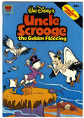 Bronze Age (1970-1979):Cartoon Character, Dynabrite Comics #11355 Uncle Scrooge - Signed by Carl Barks(Whitman, 1978) Condition: VF+....