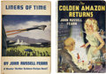 Books:First Editions, John Russell Fearn. Two Novels, including:... (Total: 2 Items)