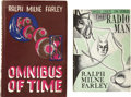 Books:Fiction, Ralph Milne Farley. Two Novels, including:... (Total: 2 Items)