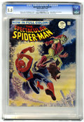 Magazines:Superhero, Spectacular Spider-Man #2 (Marvel, 1968) CGC FN- 5.5 Cream tooff-white pages....