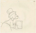 "animation art:Production Drawing, ""Duck Tales"" Animation Production Drawing and Layout DrawingOriginal Art, Group of 9 (Disney, 1987). ... (Total: 9 Items)"