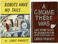Books:First Editions, Lewis Padgett. Two First Editions, including:... (Total: 2 Items)