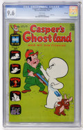 Bronze Age (1970-1979):Cartoon Character, Casper's Ghostland #63 File Copy (Harvey, 1971) CGC NM+ 9.6 Whitepages....