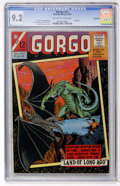 Silver Age (1956-1969):Horror, Gorgo #23 Northland pedigree (Charlton, 1965) CGC NM- 9.2 Off-whiteto white pages....