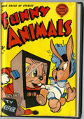 Golden Age (1938-1955):Funny Animal, Fawcett's Funny Animals #79 and 80 Bound Volume (Fawcett, 1953)....