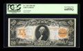 Large Size:Gold Certificates, Fr. 1182 $20 1906 Gold Certificate PCGS Very Choice New 64PPQ....