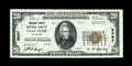 National Bank Notes:Colorado, Saguache, CO - $20 1929 Ty. 2 Saguache County NB Ch. # 9997. ...