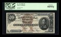 Large Size:Silver Certificates, Fr. 310 $20 1880 Silver Certificate PCGS About New 50PPQ....