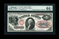 Large Size:Legal Tender Notes, Fr. 23 $1 1875 Series C Legal Tender PMG Choice Uncirculated 64EPQ....