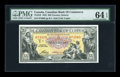 Canadian Currency: , Toronto, ON- The Canadian Bank of Commerce $20 Jan. 2, 1935 Ch. #75-18-10. ...